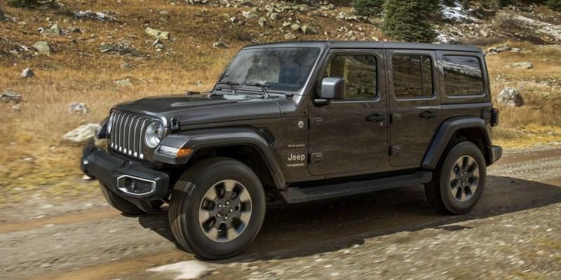 Siapkan Model Listrik, Jeep Yakin Paling Ramah Lingkungan