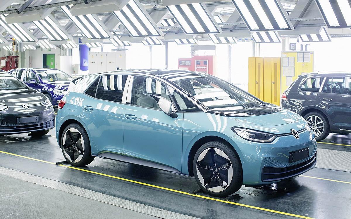 Tahun 2020, Akan Jadi Tahunnya Mobil Listrik?