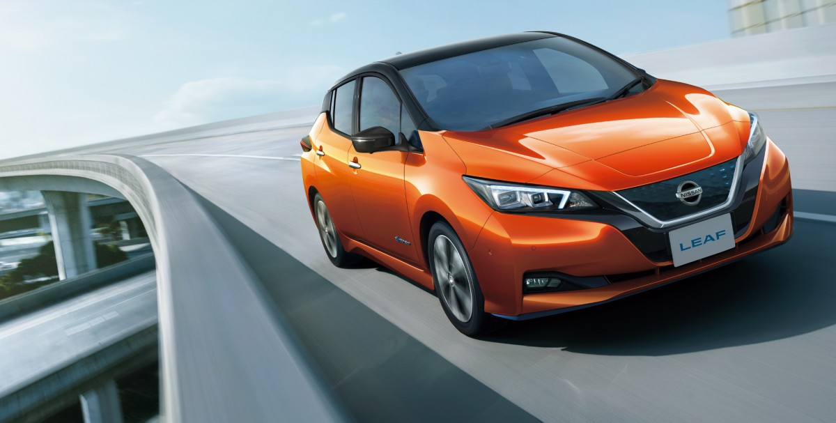 Siap Dirilis, Nissan Leaf 2020 Hadirkan Teknologi & Warna Baru