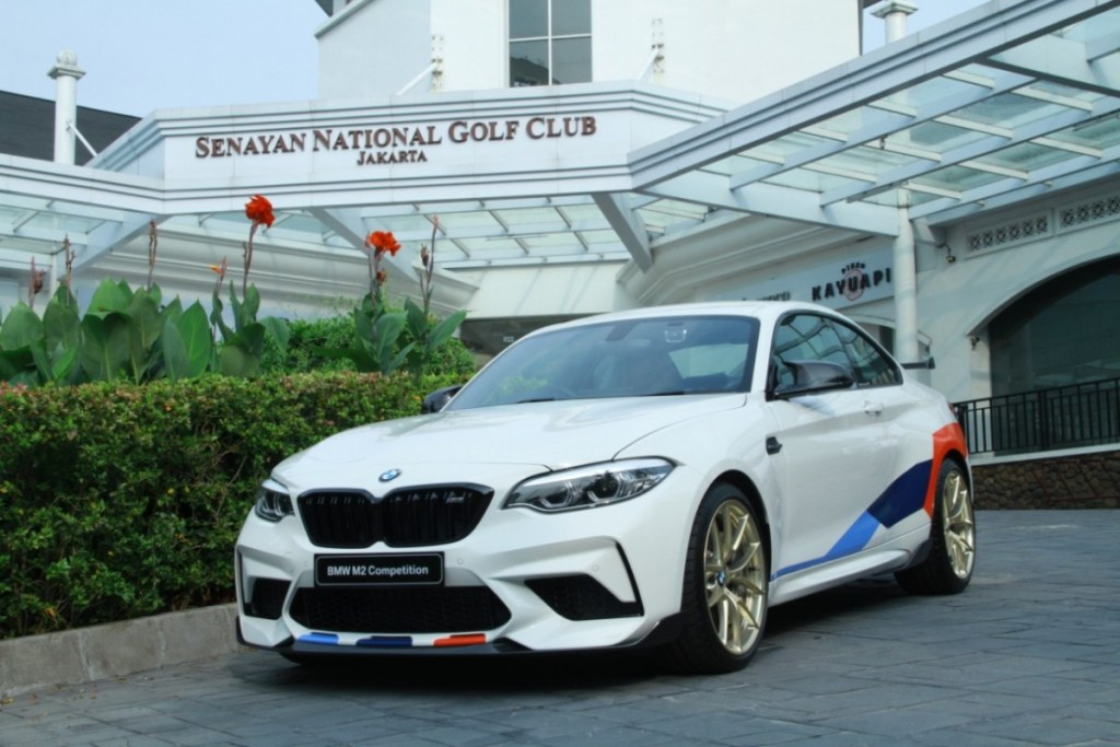 BMW Indonesia Gelar Safety Driving Experience