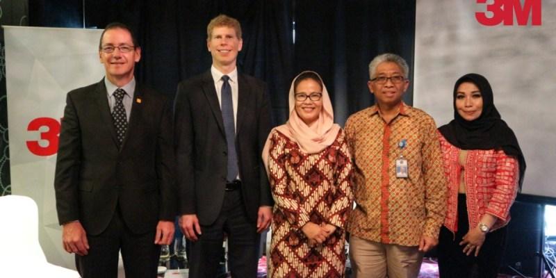 Ini Cara 3M Indonesia Turunkan Angka Kecelakaan Lalu Lintas