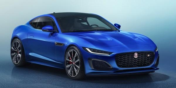 Jaguar F-Type Terbaru, Lebih Cantik dan Elegan