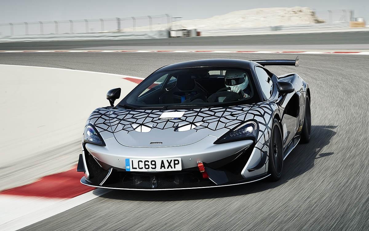 McLaren 620R Meluncur, Hadirkan Sensasi Berkendara Motorsport