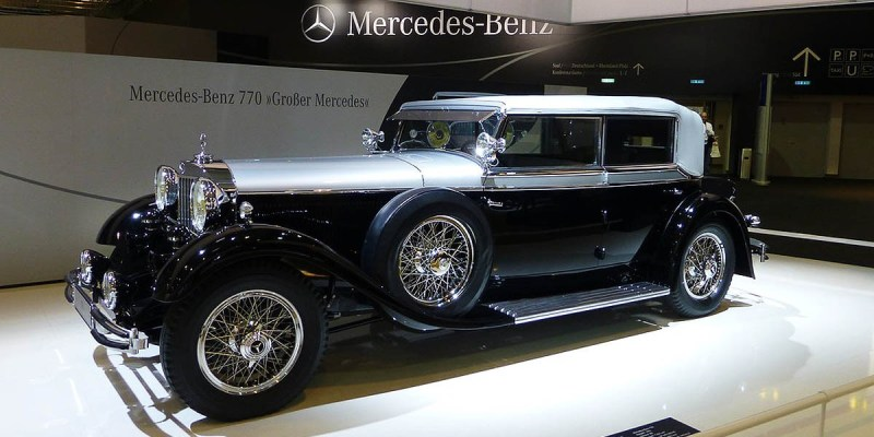 Mercedes-Benz 770 'Grosser Mercedes'