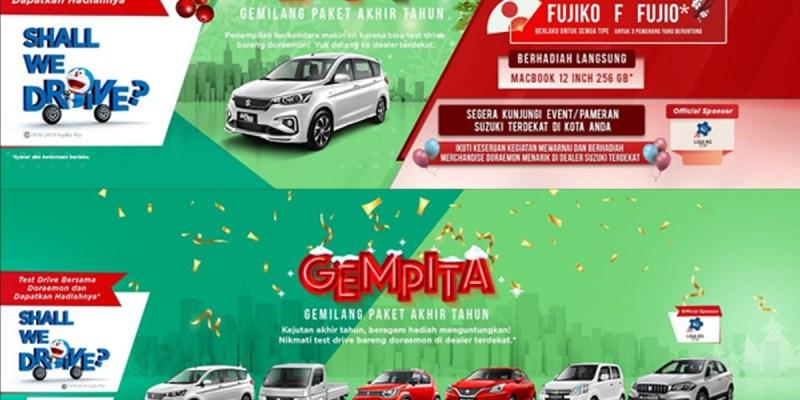Program GEMPITA, Suzuki Ajak Konsumen ke Jepang