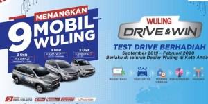 """Penyerahan Hadiah Pemenang Wuling 'Drive & Win"""""""