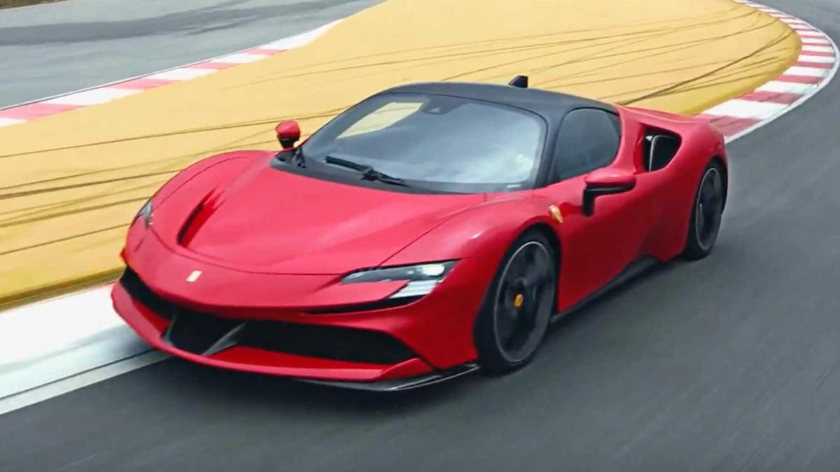 Ferrari Siapkan Mobil Listrik....Tapi Rilis Setelah 2025