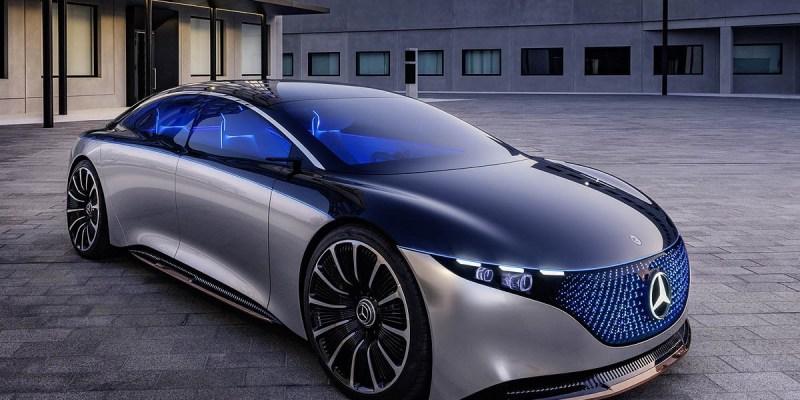 Mercedes Siap Perkenalkan Konsep Baru Di CES 2020