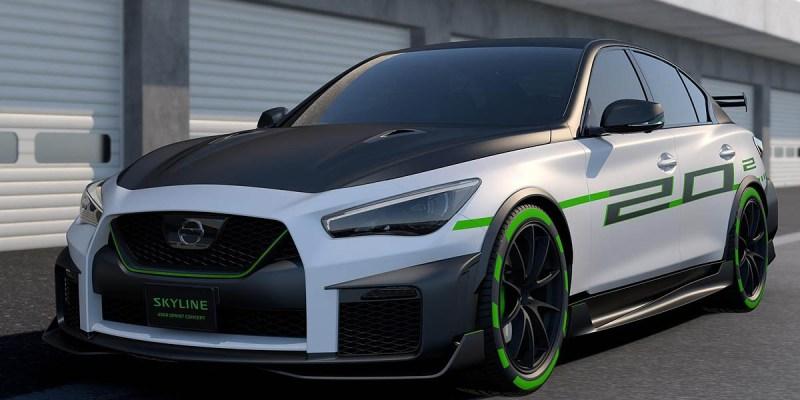 Nissan Siapkan Jajaran Modifikasi Terbaru di Tokyo Auto Salon 2020