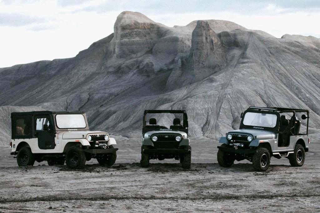 Mahindra Roxor, Dianggap Jiplak Jeep CJ7