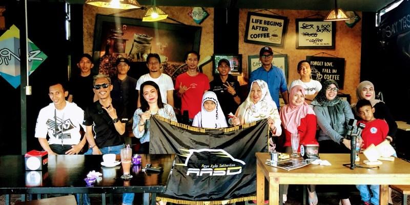 Agya Ayla SoliDaritas Gelar MeetUp Pertama Tahun 2020