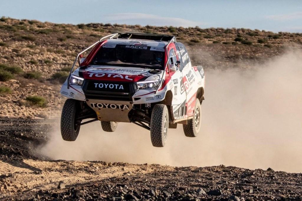 Fernando Alonso Mulai Nyaman Dengan Dakar Rally