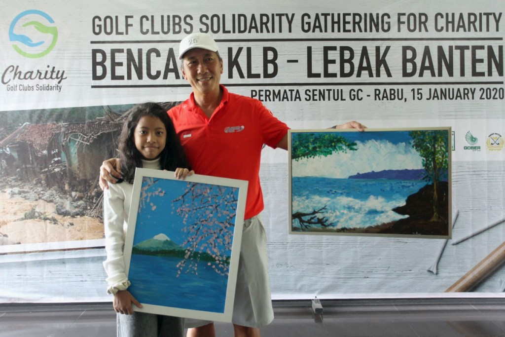 'Golf Club Solidarity', Galang Donasi Melalui Olahraga Golf