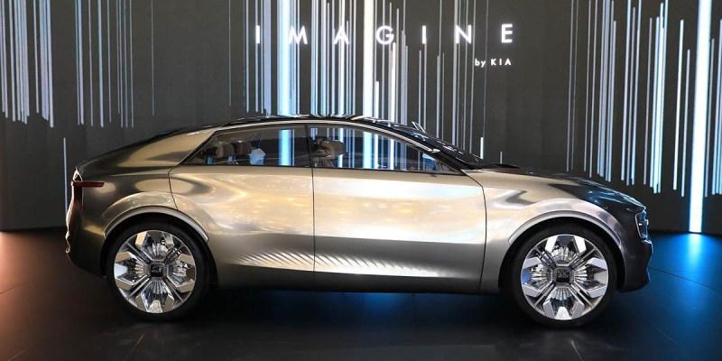 KIA Siap Luncurkan Mobil Listrik Sepenuhnya Tahun 2021
