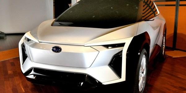 Subaru Gandeng Toyota Kembangkan Mobil Listrik