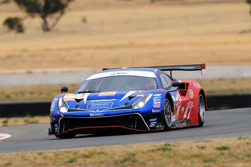 Asian LeMans Putaran Kedua, T2 Motorsport Posisi Keempat