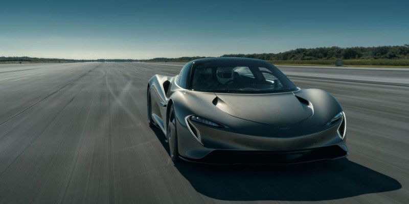 McLaren Speedtail Resmi Diproduksi, Penerus F1 yang Legendaris?