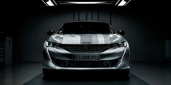 Ini Dia Versi Produksi Peugeot 508 Sport Engineered