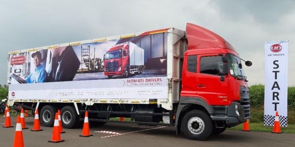 UD Truck Siap Sambut dan Terapkan Mesin Diesel Standar Euro 4