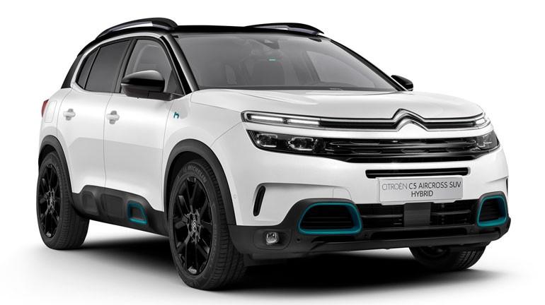 Perdana, Citroen Kenalkan Mobil Hybrid di Brussels Motor Show 2020