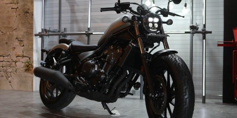Penjualan Big Bike Honda di Jawa Barat Terus Menggeliat
