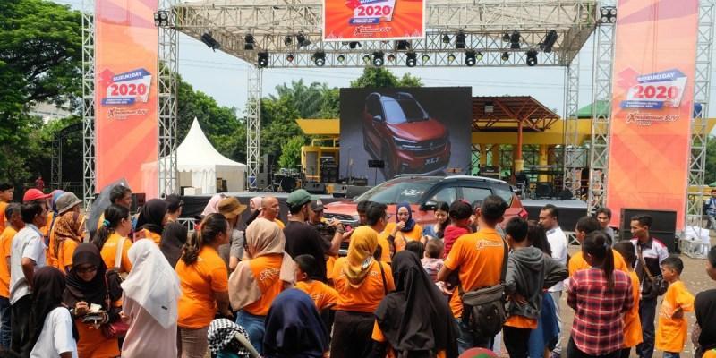 Berbagai Kegiatan Warnai 'Suzuki Fun Day'