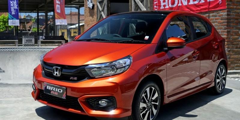 Sepanjang Januari 2020, Sebanyak 12.603 Mobil Honda Terjual