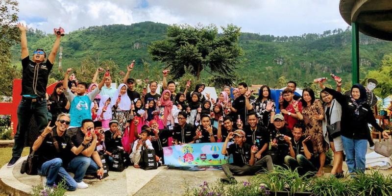 Touring Baksos Agya Ayla SoliDaritas ke Bandung