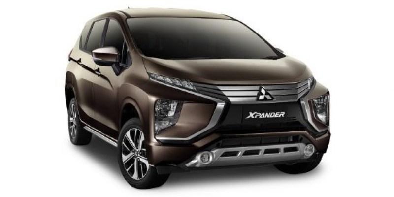 Inilah Tampilan Mitsubishi XPANDER Facelift, Apa Saja Perubahannya?