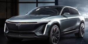 Crossover Listrik Pertama Cadillac Siap Debut April 2020