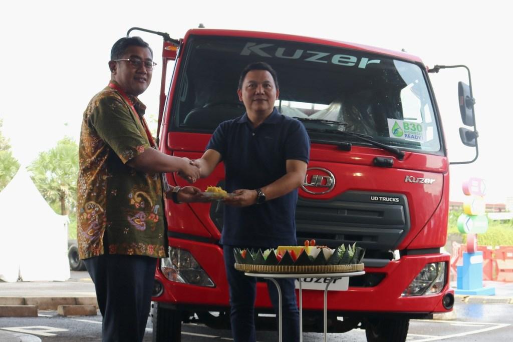 Tahun 2020, Astra UD Truck Targetkan Penjualan Kuzer 350 Unit