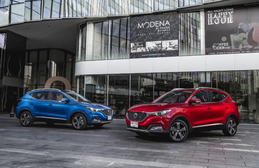 MG ZS Hadir Tawarkan Cita Rasa SUV Premium