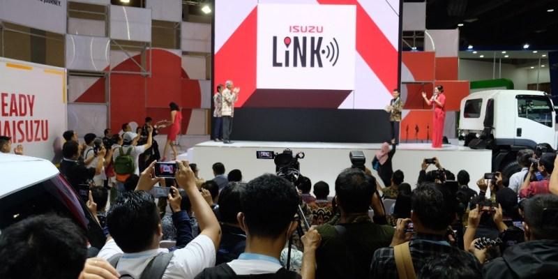 Isuzu Link, Mudahkan Pelanggan Berinteraksi Dengan Isuzu