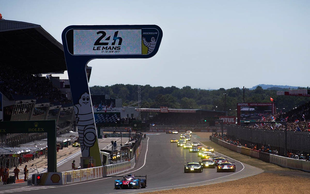 Imbas COVID-19, Ajang 24 Hours of Le Mans Diundur