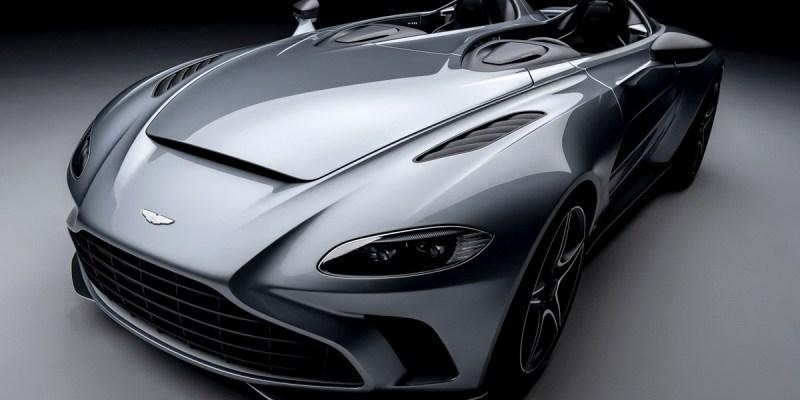 Aston Martin V12 Speedster 'Limited Edition', Dibanderol Rp 14 Miliar