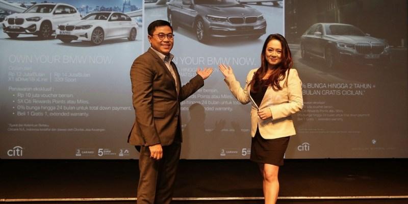 Covid-19, Belum Pengaruhi Penjualan BMW di Indonesia