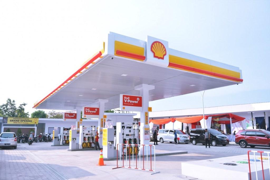 Shell V-Power Nitro+, Bahan Bakar Terbaru Shell Standar Euro 4