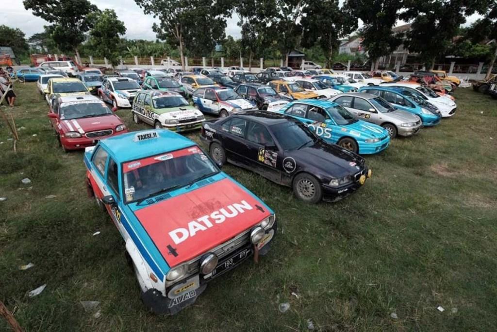 85 Peserta Ramaikan Kejurda Jogja Sprint Rally