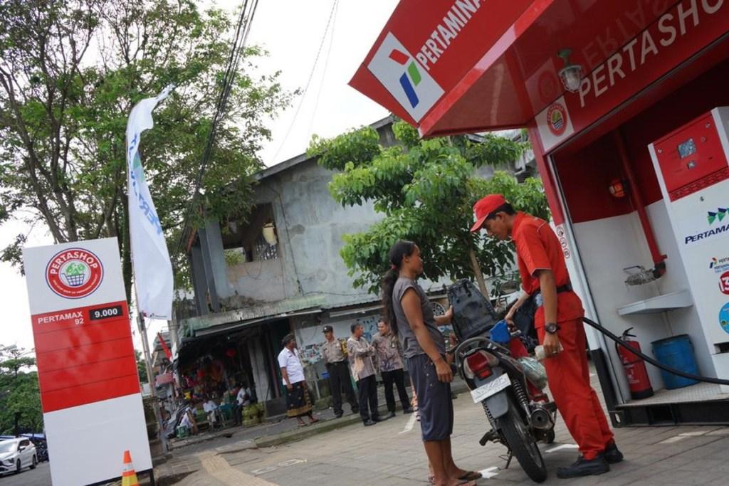 Pertashop, Wujudkan Energi Berkeadilan Masyarakat di Pelosok Desa