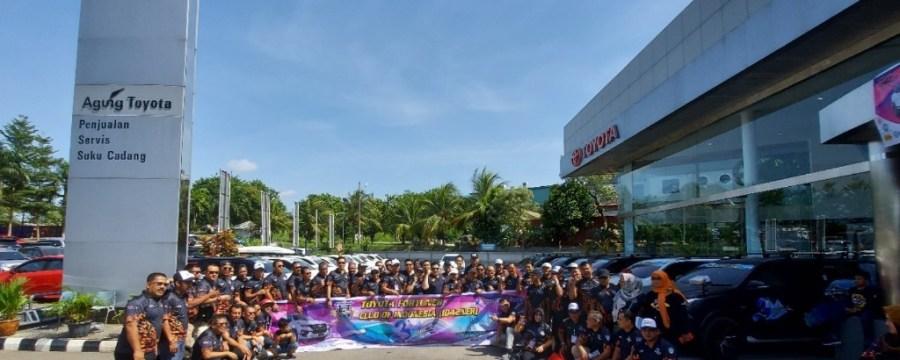 Meriahnya Perayaan HUT ke-3 ID42NER Chapter Kepri