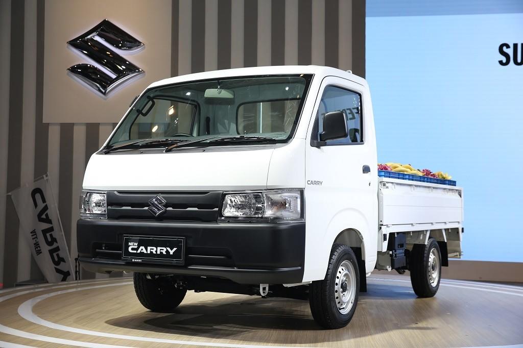 Awali Tahun 2020, Suzuki Carry Masih Jadi Rajanya Pick Up