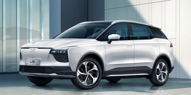 AIWAYS U5, Mobil Listrik China Pertama Untuk Pasar Eropa