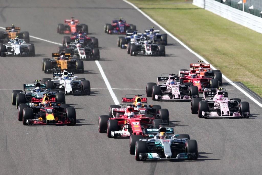 Penundaan Balap F1 Diperpanjang