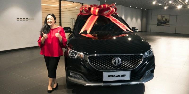 Inilah Pemilik MG ZS Pertama di Indonesia