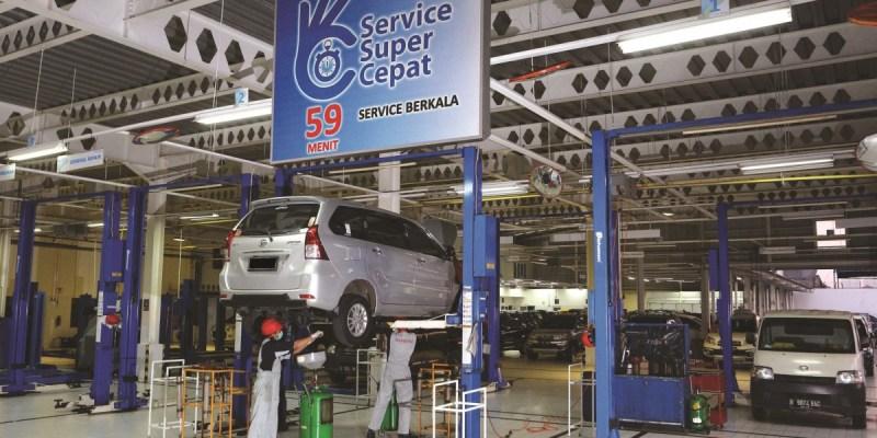 Daihatsu Berikan Layanan Servis Drive-Thru di Masa Pandemi