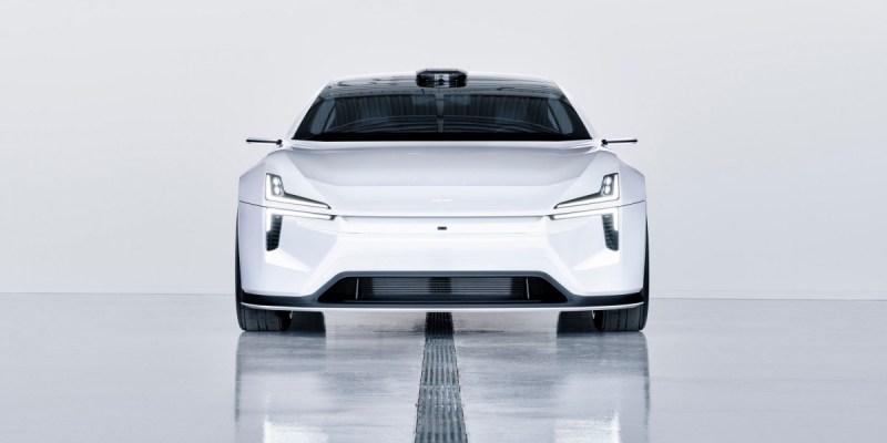 Polestar Precept, EV Ultra-Luxe Dari Material Plastik Daur Ulang