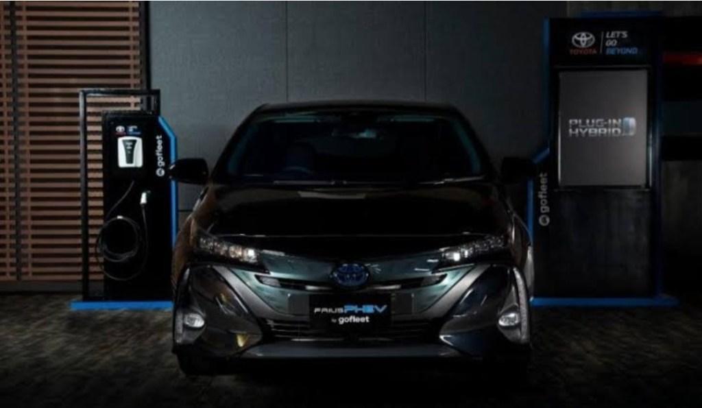 Toyota Andalkan Prius PHEV Sebagai Armada GoFleet