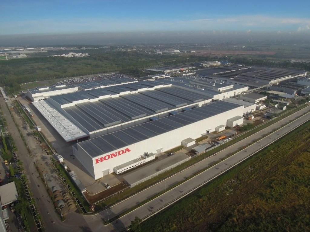 Selama Stop Produksi, Honda Tetap Memantau Permintaan Pasar
