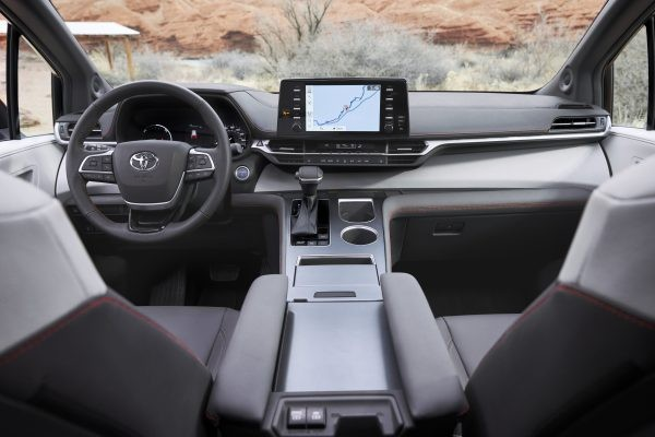 """Toyota Sienna 2021, """"The All American Toyota"""""""