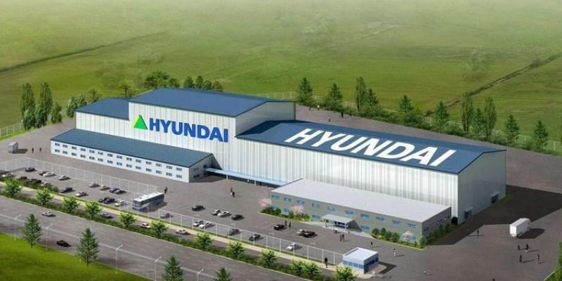 Pabrik Hyundai di Indonesia Mulai Produksi 2021